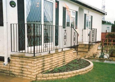B3 Handrails