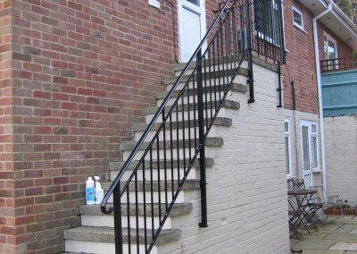 B4 Handrail