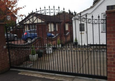Bell Top Ashworth gate