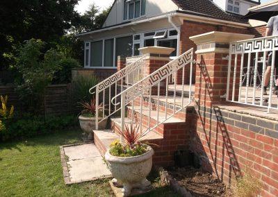 Bespoke balustrade 1