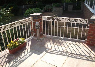 Bespoke balustrade 2