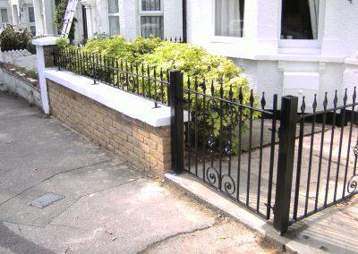 Cheshire pedestrian gate