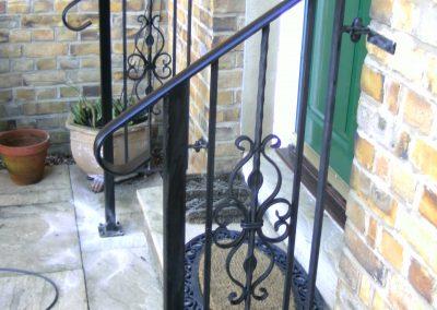 Elstead handrail
