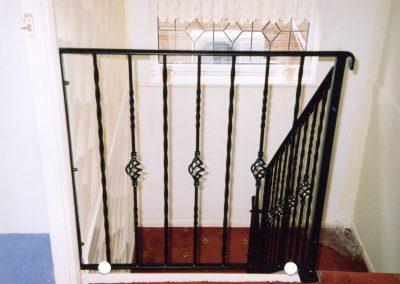 Internal Stair Balustrade