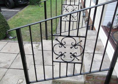 Manor handrail