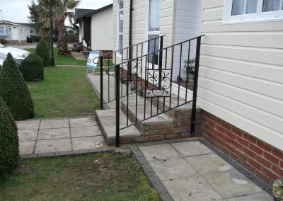 Manor handrails 1