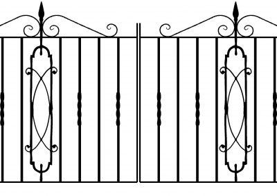 Cheltenham driveway gates