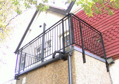 B4 balcony