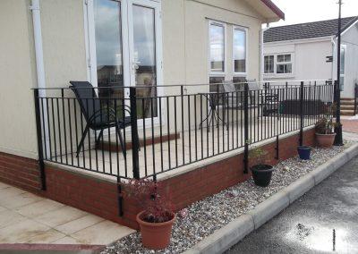 B4 balustrade