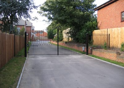 Bell Top Victoria Gates Heavy Frame