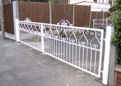 Benfleet driveway gates