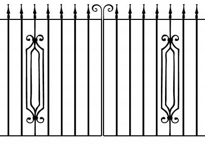 Hereford driveway gates