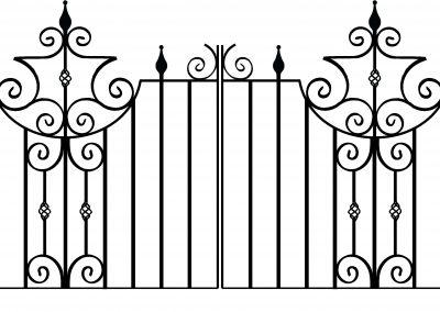 Cheshire driveway gates