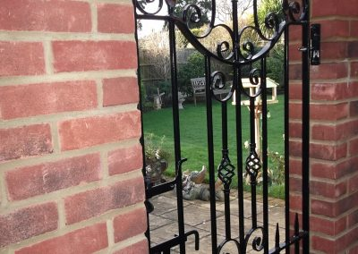 Cheshire side entrance gate 02
