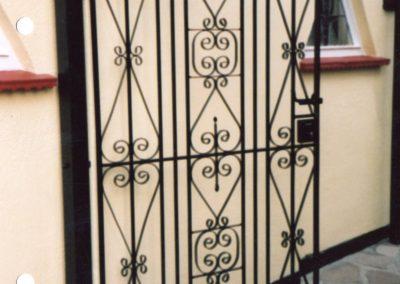 Reddington flat top side gate