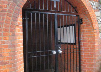 Bespoke security gates
